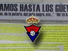El Bargas denunció insultos racistas. Radioset