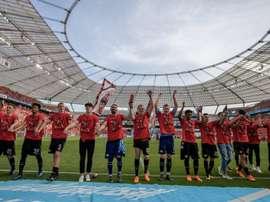 El Bayer Leverkusen estará en la Europa League. Bayer04