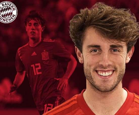 OFICIAL: Real Madrid y Bayern cierran la cesión de Odriozola. Twitter/FCBayern