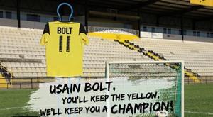 El equipo portugués quiere al jamaicano en su equipo. SportClubeBeiraMar