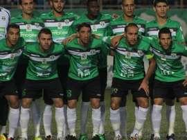 El Bejaia argelino es uno de los equipos del país africano que avanza a octavos de final. MOBejaia