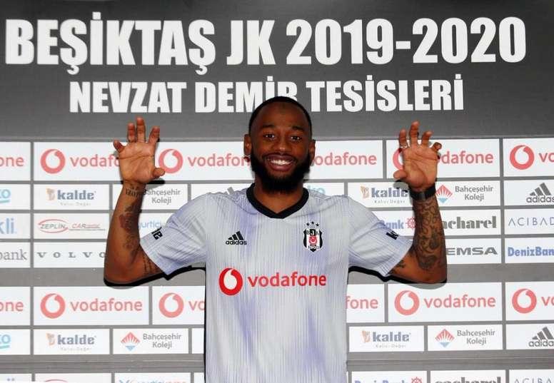 Besiktas have announced the signing of Spurs' N'koudou. Besiktas