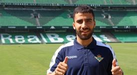 El Betis firmó al hermano de Fekir para el filial. RealBetis
