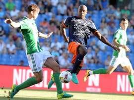 El Betis cae derrotado ante el Montpellier en pretemporada. RealBetis