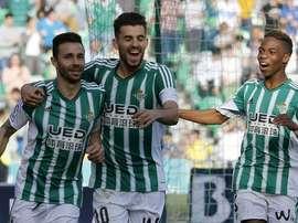 El Betis quiere aprovechar la victoria ante el Valencia para volver a ganar al Dépor. Twitter