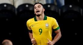 El brasileño Thiago Rodrigues disputará la Segunda División Uruguaya con Maldonado. Twitter