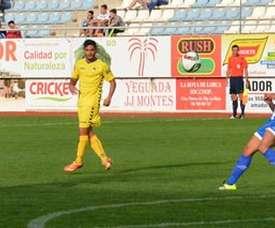 El Cádiz sacó un punto de su visita a Lorca. CadizCF