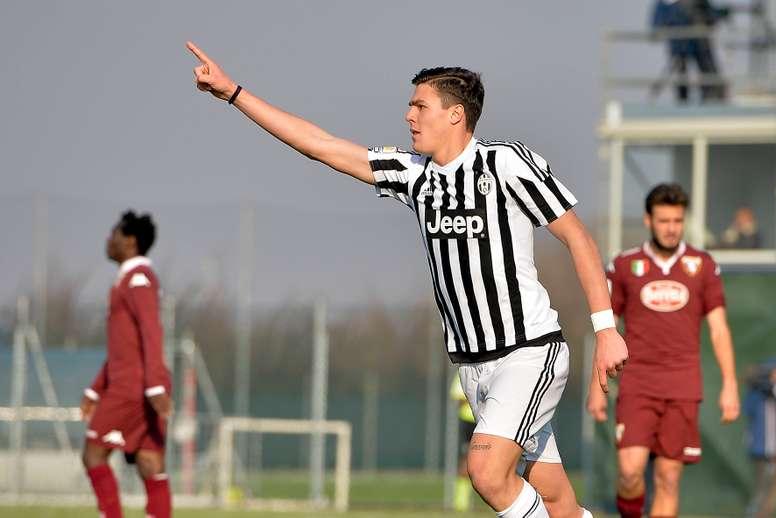 Andrea Favilli volverá a la Juve. JuventusFC