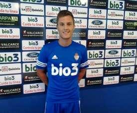 Gurdiel es nuevo jugador del Lorca. SDPonferradina