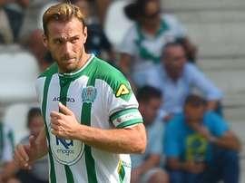 Xisco Jiménez jugará en la Liga de Tailandia. CordobaCF