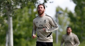 Ramos tem um lugar reservado no Inter Miami. Twitter/RealMadridCF