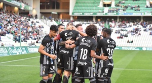 2 of their players have tested positive. Twitter/FCCartagena_efs