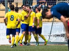 El fútbol catalán llora la pérdida del joven. Castelldefels