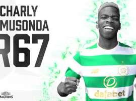 El Celtic apuesta por el joven jugador belga. Twitter/CelticFC