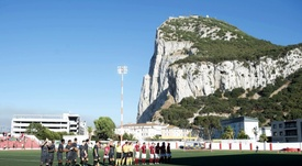 Le Celtic Glasgow a été battu 1-0 à l'aller par Lincoln (Gibraltar). AFP