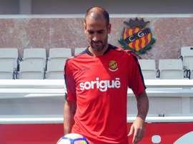 Lopo podría jugar en la séptima categoría del fútbol española sus 16 años. NàsticTarragona