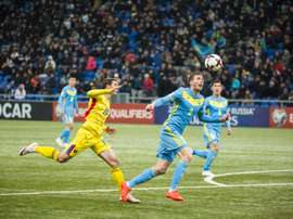 Kazajistán sufrió una dura derrota. EFE/Archivo