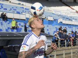 Jesús Valentín rescindiu contrato com o Zaragoza. RealZaragoza