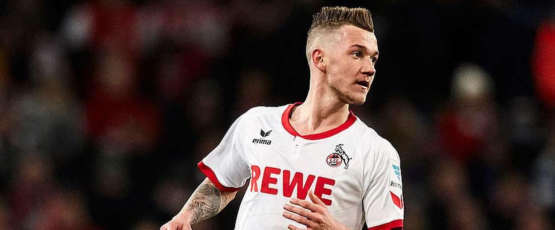 Hartel abandona el Köln rumbo a la segunda alemana. FC-Koeln