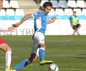 Albístegi vuelve al Lleida tras dejar el Mirandés. LleidaEsportiu