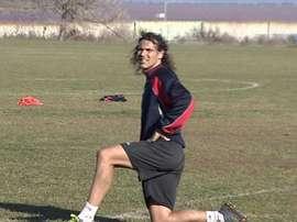 Antonio José González, Curro, ya tiene nuevo equipo. CDDonBenito