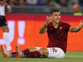 Paredes joue très bien avec la Roma en ce moment. ASRoma