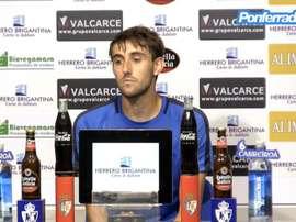 Jorge García quiere cerrar una buena temporada. PonferradinaTV