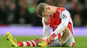 Jack Wilshere is working his way back to full fitness. Twitter