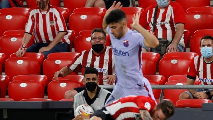 Yusuf Demir jugará en el primer equipo del Barça. EFE