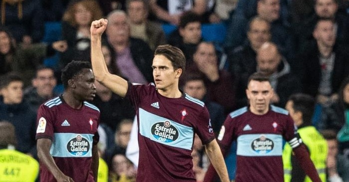 Le Celta retrouvera l'entraînement lundi, avec Denis Suarez. EFE