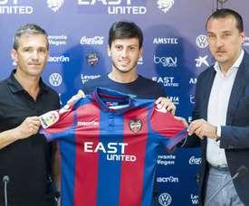 Javier Espinosa se marcha al Twente. LevanteUD