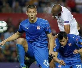 Filip Benkovic is just 21 years old. EFE