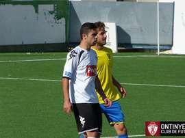El Ontinyent renueva al centrocampista Juanan. OntinyentCF