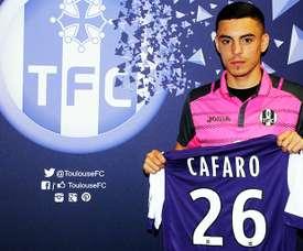 Mathieu Cafaro, rescindido por el Toulouse. ToulouseFC