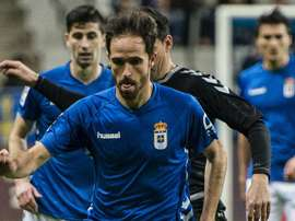 Miguel Herrero, 'Michel, jugó la pasada temporada en el Real Oviedo. RealValladolidCF