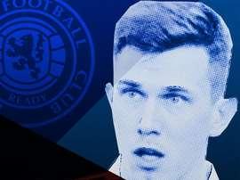 Ryan Jack ya es nuevo jugador de los Rangers. RangersFC