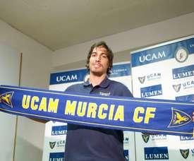 Rescisión de Guichón con el UCAM Murcia. UCAMMurcia