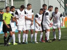El Ceuta empató en el campo del Orihuela. Ceuta