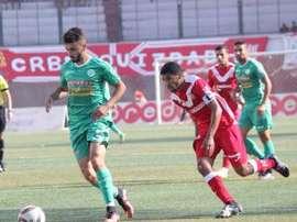 El conjunto argelino se hizo con una nueva Copa. CRB