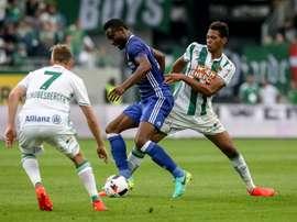 El Rapid se dejó dos puntos de oro ante el penúltimo. ChelseaFC