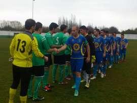 Fichajes de futbolistas canarios revolucionan al modesto Torremejía de Badajoz. CDGévora