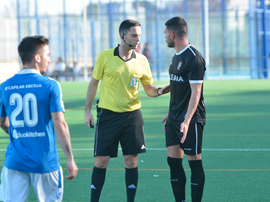 El partido entre Los Barrios y la AD Ceuta tendrá que esperar. Twitter/XerezCD_OFICIAL