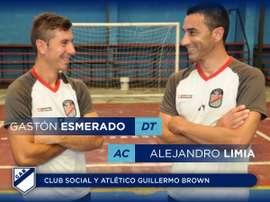 El conjunto argentino tiene un nuevo cuerpo técnico. BrowndeMadryn