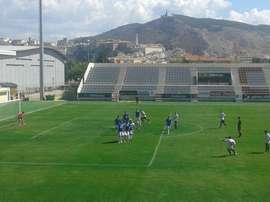 El Conquense no puede con el filial del Albacete. UBConquense