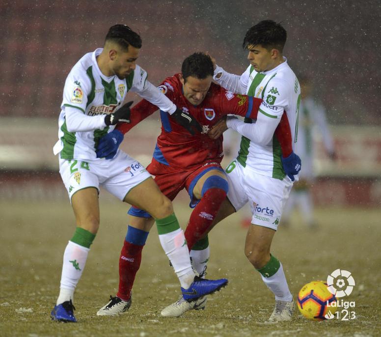 El Córdoba espera regalar una victoria a su afición ante un complicado Sporting. LaLiga