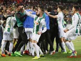 Córdoba a arraché une importante victoire face au Nàstic. LaLiga
