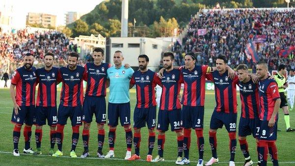 El Crotone ya es equipo de la Serie A. Crotone
