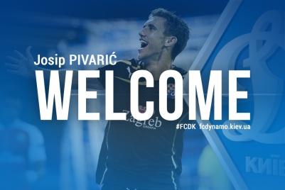 Pivaric es nuevo jugador del Dinamo de Kiev. FCDynamo