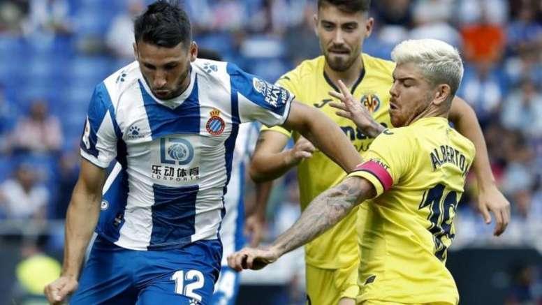 El Espanyol iguala la peor racha como local de su historia. EFE