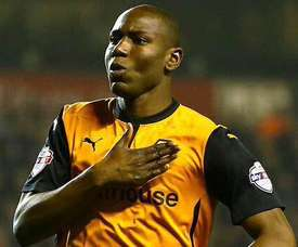 Afobe just re-signed with Wolves last week, but Stoke want the striker. Twitter